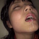 アナルで昇天する変態娘有本紗世のマゾごっくん動画