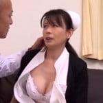 精液ごっくんを強要されるナース役の三浦恵理子さんがエロ可愛い。
