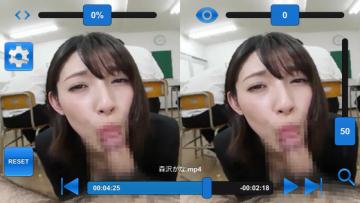 VaR's VR Video Player がシンプルで使い易い
